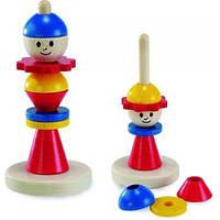 Развивающая игрушка nic деревянная Сборный человечек (NIC2301)