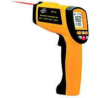 Пірометр Benetech GM1650 (Епір 1650) 200~1650℃ ( 50:1 ) у Кейсі!, фото 1