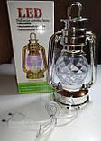 Диско лампа Ліхтар LED світлодіодна, що обертається, фото 7
