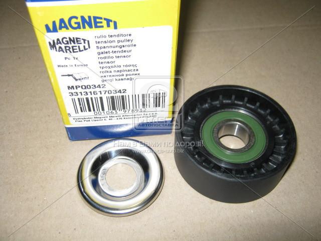 Ролик NISSAN, RENAULT (Производство Magneti Marelli, кор. код MPQ0342) 331316170342