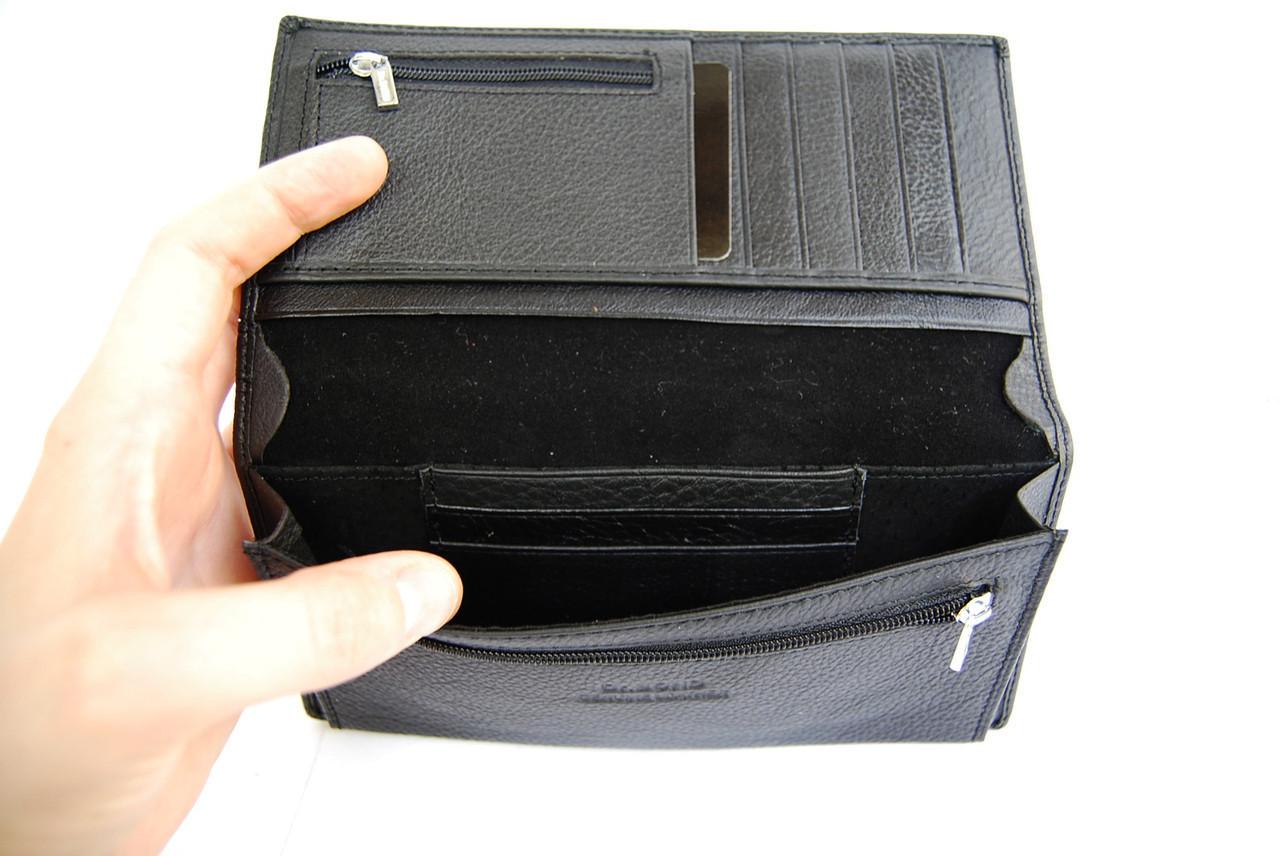42303cf7b3cf Стильный мужской кошелек портмоне из натуральной кожи. ЕК71: продажа ...