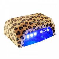LED CCFлампа для маникюра 36W для полимеризации гелей,гель-лаков и материалов для наращивания ногтей