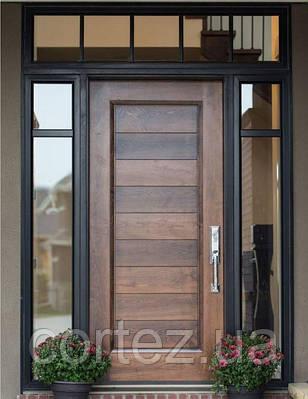 Уход за входной металлической дверью
