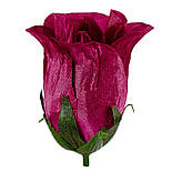 Букет искусственных бутонов роз Шахерезада, 51см, фото 3
