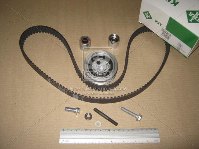Комплект натяжных роликов AUDI, SEAT, SKODA, VW (производитель Ina) 530 0445 10