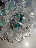 Диско лампа Цветок LED светодиодная E27, фото 6