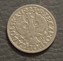 Польша 10 грошей 1923 (АО)