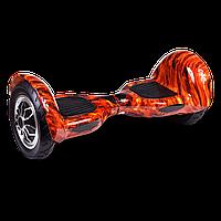 Гироборд Smart Balance U8 10 дюймов Fire (огонь)