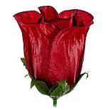 Букет искусственных бутонов роз Шахерезада, 51см, фото 5