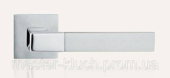 Дверные ручки Linea Cali Thais мат.хром/хром