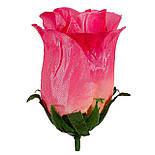 Букет искусственных бутонов роз Шахерезада, 51см, фото 6