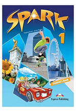Spark 1 (Monstertrackers) Student's Book