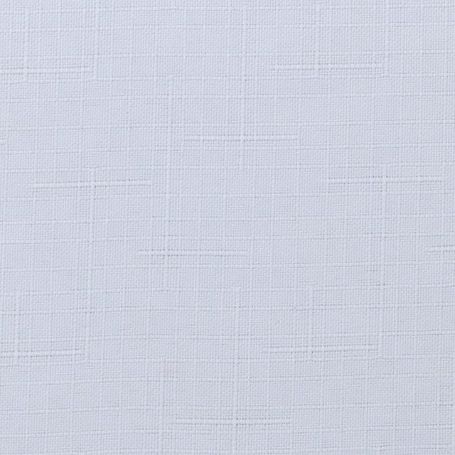Готовые рулонные шторы 300*1500 Ткань Лён 800 Белый