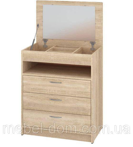 Трюмо-4, комод+туалетный столик, комод-трюмо