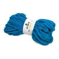 Толстая пряжа для вязания DMC Quick Knit цвет голубой (Код:col_603)