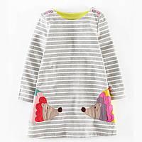 Платье для девочки Ежик Jumping Beans