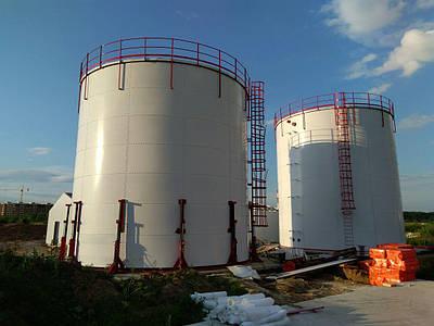 Правила расчета объемов стальных резервуаров для нефтепродуктов