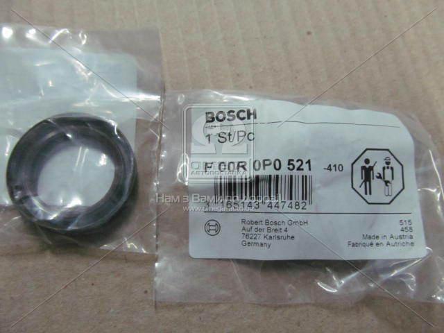 Сальник вала (производитель Bosch) F 00R 0P0 521