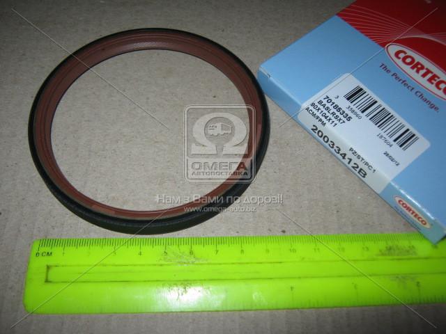 Сальник REAR FORD BASLRSX7 90X104X11 ACM/FPM (производитель Corteco) 20033412B