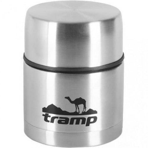 Термос для еды 0,5 л Tramp TRC-077 стальной