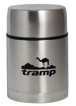 Термос для еды 0,7 л Tramp TRC-078 стальной
