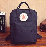 Рюкзак молодежный городской сумка Red King Черный, фото 1
