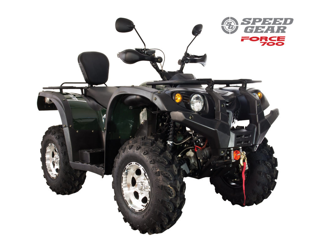 Китайский утилитарный квадроцикл Speed Gear Force 700 (full)