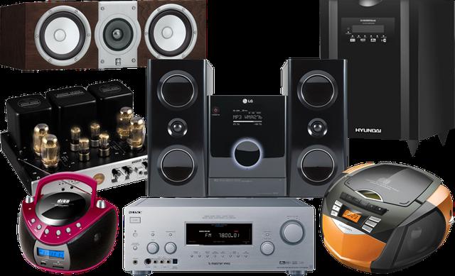 Аудиосистемы и аудио техника