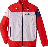 Куртки и жилетки мужские Arsenal FC Mens Track top Jacket PUMA 746382-01(02-13-16-04) XL