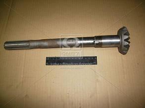Вал вертикальная ( коробки шлицов) МТЗ (производитель г.Ромны) 52-2308063
