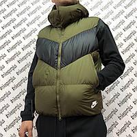 Куртки и жилетки мужские M NSW DWN FILL VEST(02-12-12-01) S