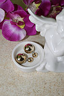 Серьги Mise en Dior (золото)