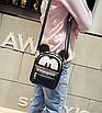 Рюкзак женский трансформер Mickey Mouse с ушками Черный, фото 3
