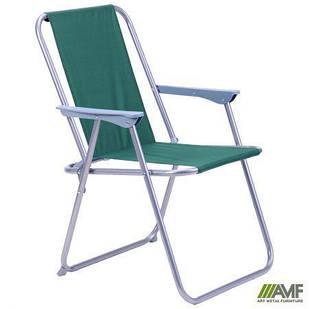 Складаний стілець Пікнік CCS022 зелений AMF
