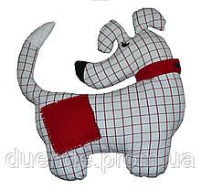 Игрушка-подушка собачка Портос для малышей из Волшебного Королевства Маленького Единорога / ns - 01