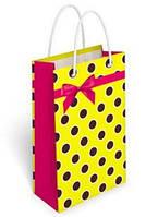 Пакет подарочный 11 х 17,5 см. 36.174
