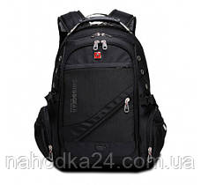 Рюкзак SwissGear Wenger 8810 + Часы Swiss Army + дождевик!!!, фото 2