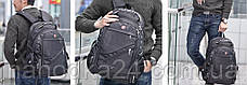 Рюкзак SwissGear Wenger 8810 + Часы Swiss Army + дождевик!!!, фото 3