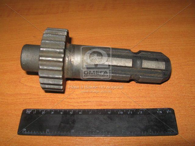 Хвостовик МТЗ 6 шлиц ВОМ новый образца (производитель БЗТДиА) 80-4202019-Б-01