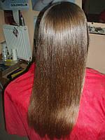 Выпрямление волос  навсегда Straight'n Shine от Goldwell