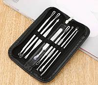 Инструменты для чистки лица (8 штук в наборе)