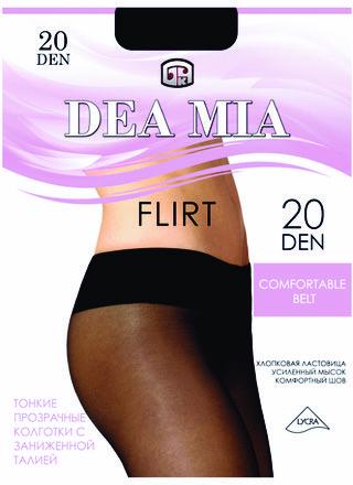Женские колготки Flirt 20 Dea Mia