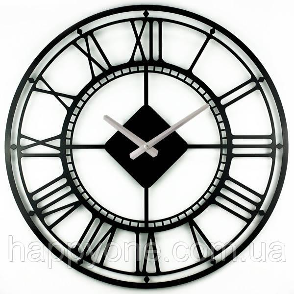 Металлические настенные часы Glozis London
