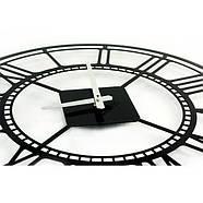 Металлические настенные часы Glozis London, фото 4