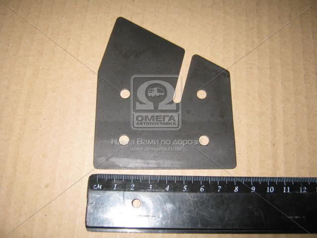 Пластина пружинная ведомого диска сцепления (Производство ЯМЗ) 184.1601135