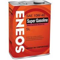 Моторное масло ENEOS SL 10W-40 п/с , 4л.