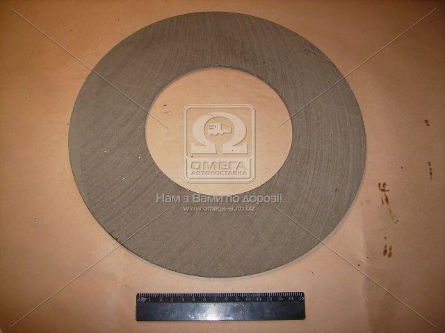 Накладка диска сцепл. ЮМЗ (пр-во Фритекс) 36-1604047Б1