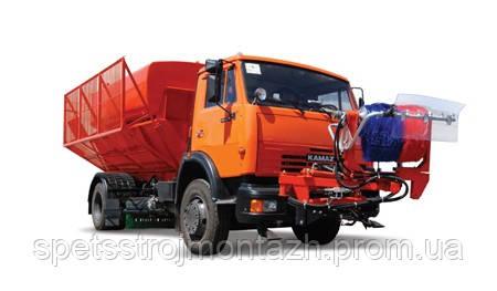Машина дорожная комбинированная МДКЗ-21
