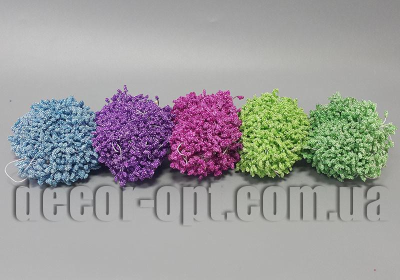 Тычинки малые пенопластовые ≈ 1800 шт