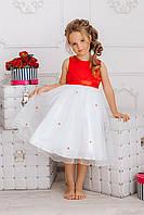 Детское нарядное платье для девочки р.98,104.